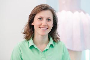 Katharina Kirschenmann, Dentalhygienikerin