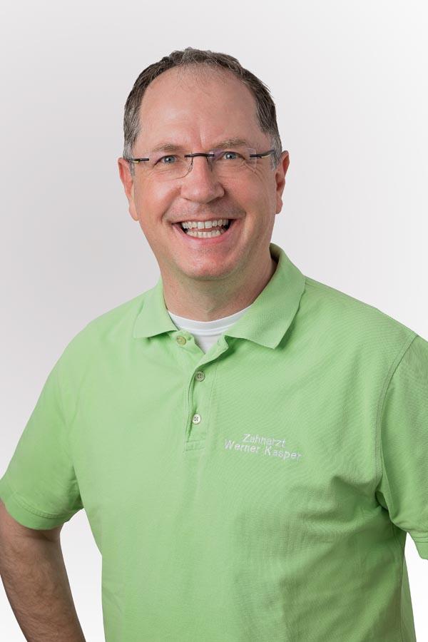 Zahnarzt Werner Kasper